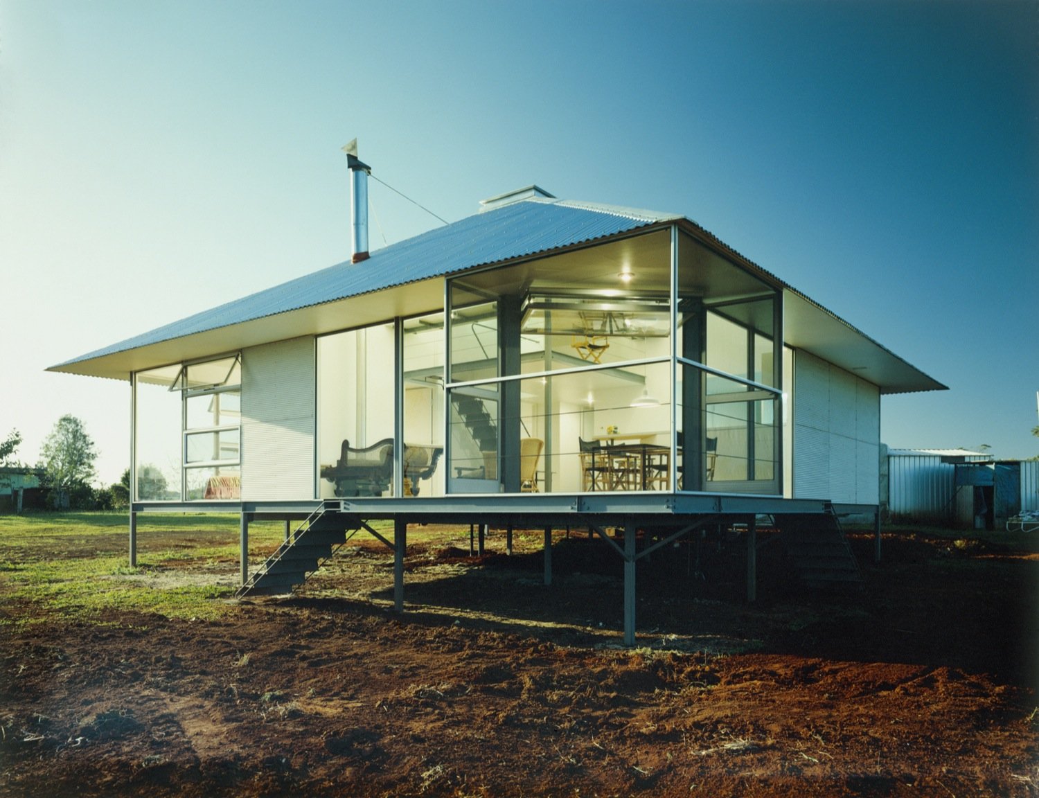 001 Tablelands House